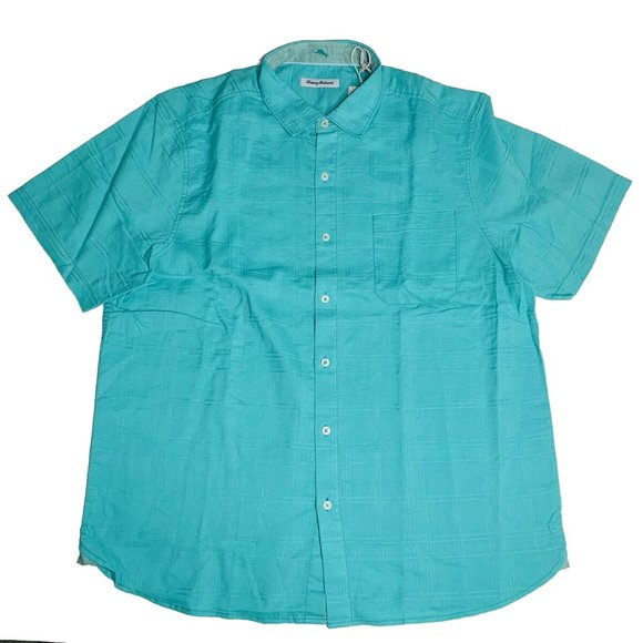 Tommy Bahama Other - Tommy Bahama Mens Camp Shirt Size Extra Large XL